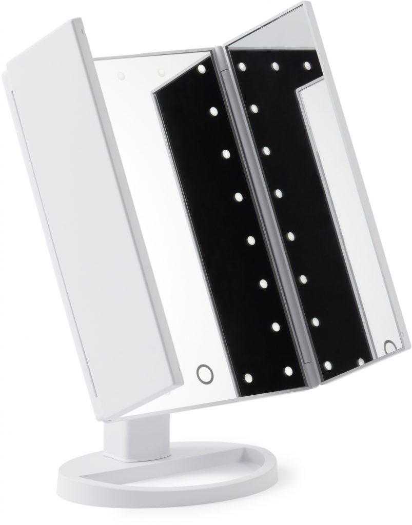Drömprodukten: Browgame Cosmetics Tri Folded Lighted Makeup Mirror